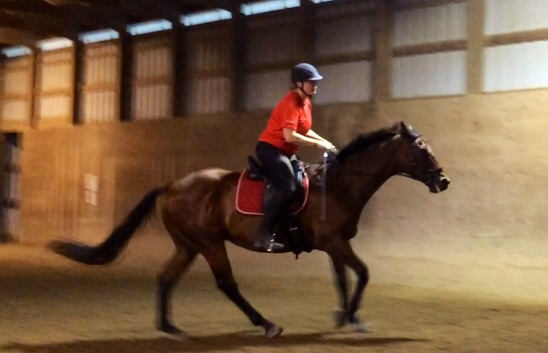 Canter two point. We're both working.